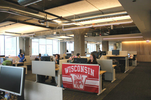 Long-Awaited Google Offices Open in Fulton Market [PHOTOS] - West ...