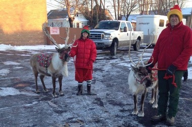 Santa's reindeer will return from 4-7 p.m. Friday for the annual Holiday Stroll in Mount Greenwood. The event is designed to showcase the various businesses along the neighborhood's 111th Street business district.