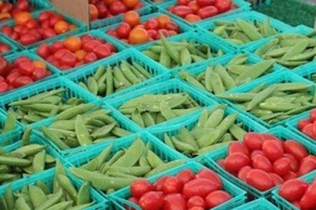 Farmers Food Market Near Jefferson