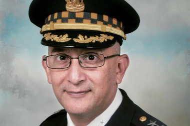 John Escalante will serve as Chicago's acting Police Superintendent.
