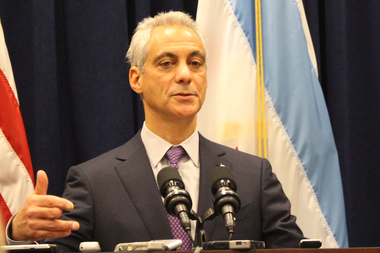 Mayor Rahm Emanuel blamed a policy decision for the delay in releasing the Laquan McDonald shooting video, but added,
