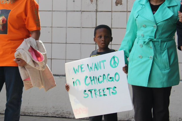 Chicagoans Actually DO Protest Violence In Their Communities All The Time