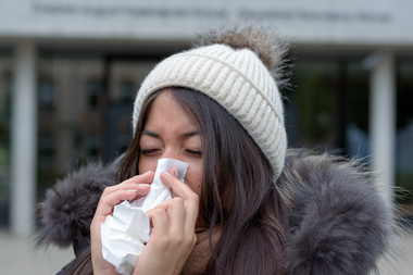 Chicagoans are complaining about having the  common cold, allergies and fevers, according to Sickweather.com.