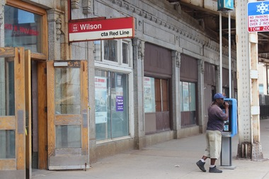 Wilson Avenue will be closed from 9 a.m. - 4 p.m. on weekdays, the CTA said.