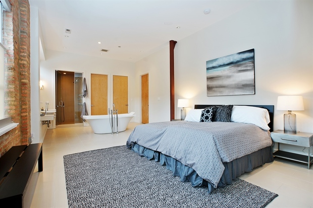 Three Bedroom Bucktown Penthouse Condo Listed For 1 199 000 Bucktown Chicago Dnainfo