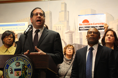 Ald. John Arena wants to make sure the costs behind curbside cafes aren't prohibitive.