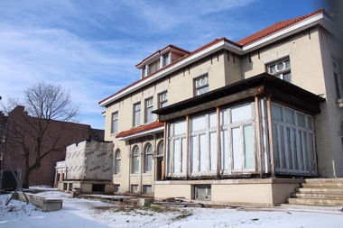 The former home of the victim of the Leopold and Loeb murder, Bobby Franks, may be close to restoration again after permits were issued on Jan. 7.