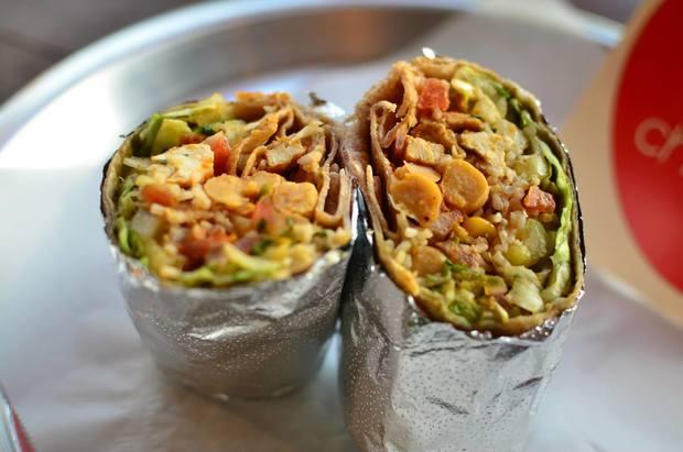 Fast Food Indian Restaurant Chicago