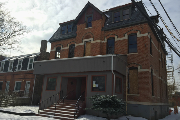 Plans to renovate and rezone The Landmark Inn, built as a hotel in 1880, have hit a roadblock.