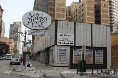 Market Place Foodstore, 521 W. Diversey Pkwy., with