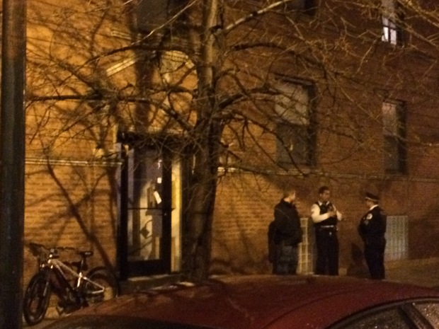 The shooting happened just four blocks from Mayor Rahm Emanuel's home.