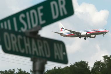 Members of the Fair Allocation in Runways Coalition will discuss jet noise Tuesday in Gladstone Park.