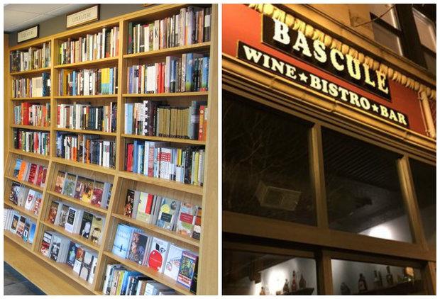 Powell's Books, Bascule Wine Bar Close, Citing Dwindling