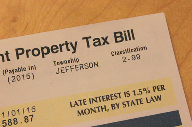 Speculator can buy up debts on properties delinquent on their taxes and gain a lien on those properties.