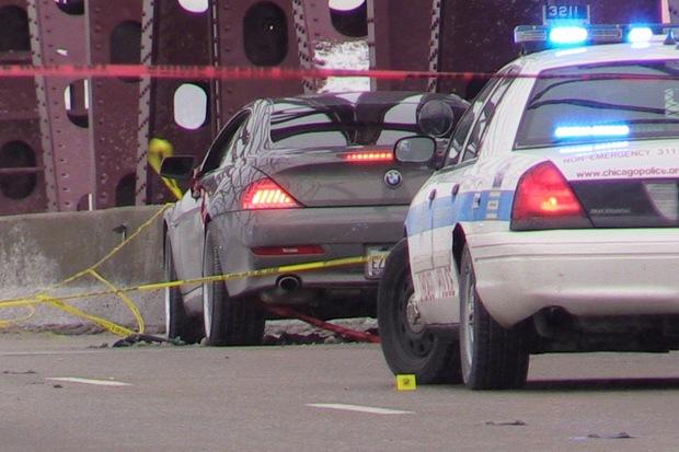 Skyway Bridge Shooting Leaves Man Dead, Woman Wounded