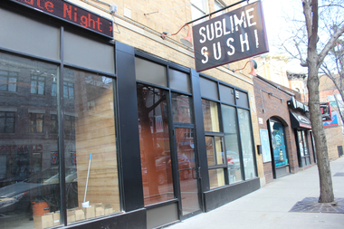 Sublime Sushi, 2235 N. Lincoln Ave.