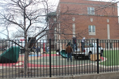 Graeme Stewart School, at 4525 N. Kenmore Ave., was officially sold Thursday to Morningside Development.