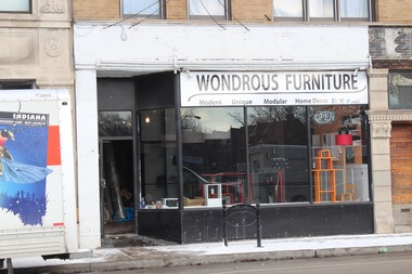 Wondrous Furniture Leaves Clark Street Will Continue Online Sales Uptown Chicago Dnainfo