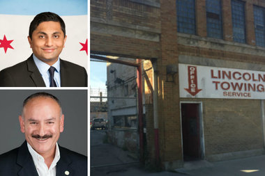 Ald. Ameya Pawar and Ald. Ariel Reboyras will ask Lincoln Towing to testify before the City Council.