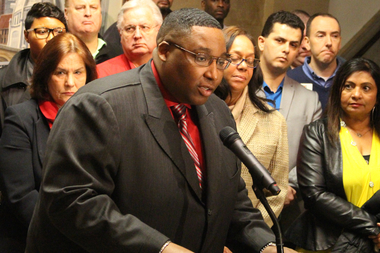 Backed by Ald. Leslie Hairston, Ald. Jason Ervin is pushing for several public meetings on police reforms.
