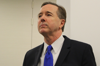CPS CEO Forrest Claypool continues to insist the April 1 walkout would be