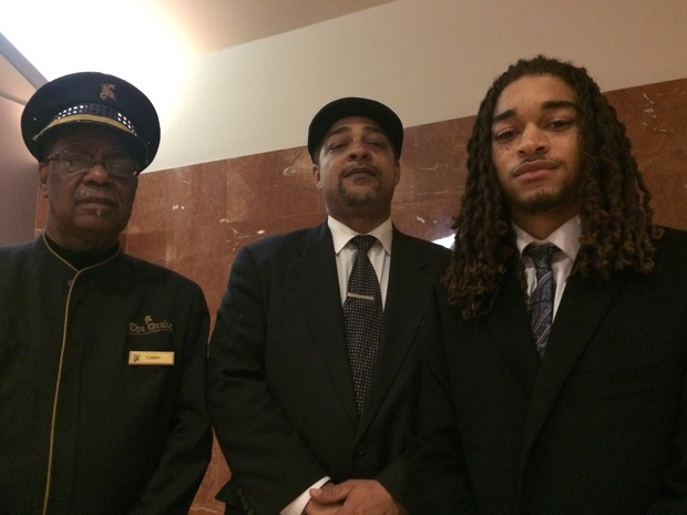 After 34 years doorman at the drake remembers celebrities changing meet three generations of downtown doormen m4hsunfo
