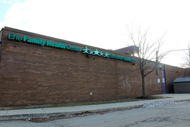 The Erie Teen Health Center, 2418 W. Division Street