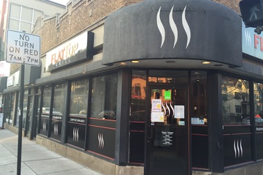Flat Top Grill closed its Lakeview location, 3200 N. Southport Ave., last week.