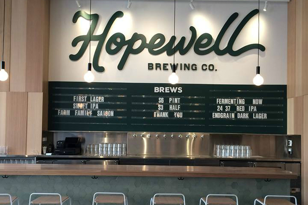 Hopewell Brewing Co. Opening in Logan Square at 4 p.m. - Logan Square -  Chicago - DNAinfo
