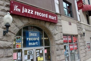 It's Official: Jazz Record Mart Closes Doors - River North