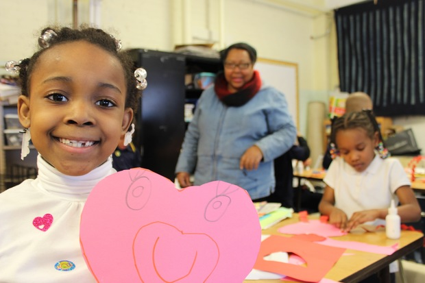 Barnard Elementary School in Beverly was struggling to build a base of volunteers. The school at 10354 S. Charles St. partnered with the Beverly Area Planning Association and developed a structured program aimed at bringing more helpers into the classrooms.
