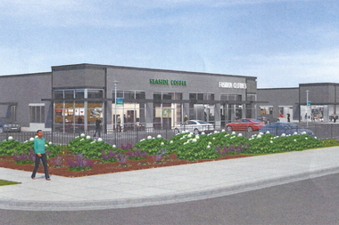 The redevelopment of Lake Meadows will start with several new retail shops built at the shopping center.