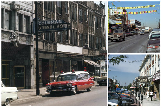 Check Out These Photos Of Lincoln Square Before There Was