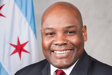 Victor LaGroon is the new director of the Chicago Veterans Affairs Office.