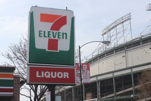 The 7-Eleven across from Wrigley Field will close after Thursday.