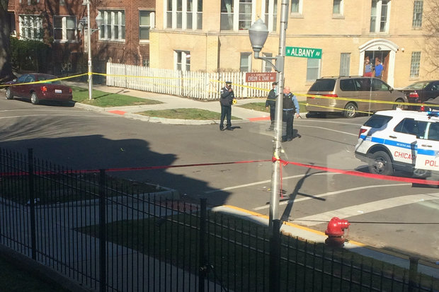 Albany Park Shooting Leaves 1 Dead, 1 Critically Wounded ...