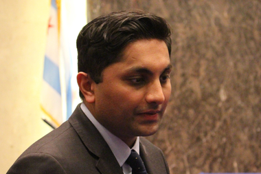 Ald. Ameya Pawar says he hopes the so-called Blue Lives Matter Ordinance isn't moving forward this month.