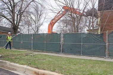 Vacant Englewood Home Demolished To Fight Crime But Residents QuestionMove