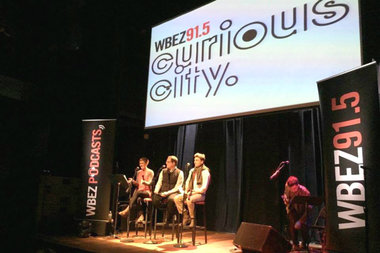 WBEZ's Curious City will answer questions about Chicago's biggest disasters at a live podcast taping.