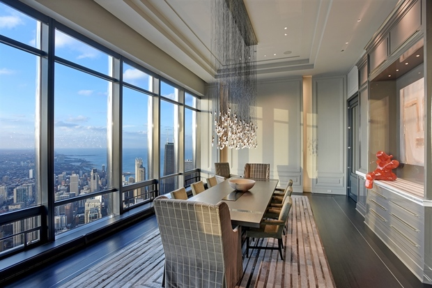 Click Through The Slideshow Above Or Scroll Photos Below For More Looks At Once Secret Trump Tower Listing