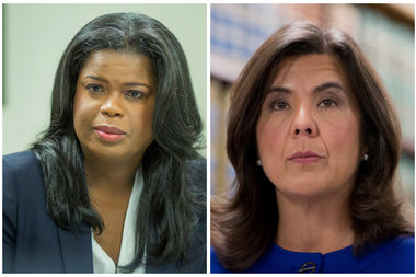 Kim Foxx defeated Anita Alvarez in the Cook County state's attorney's race Tuesday.