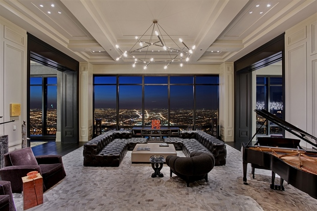 Check out these photos of a half-floor penthouse at Trump Tower quiety available for $13 million.