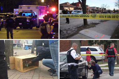 Shootings Up 80 Percent In Chicago This Year, Highest This Decade By Far