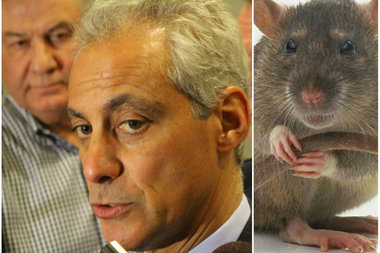Mayor Rahm Emanuel acknowledges the city has