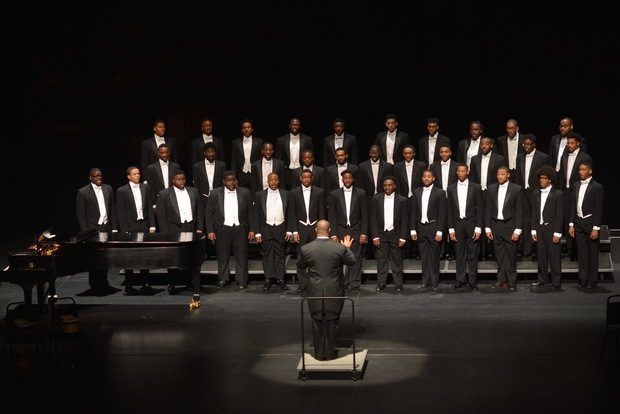 In an effort to recruit more students from the Chicago area, the Morehouse College Glee Club has raised a $250,000 over the past four years.