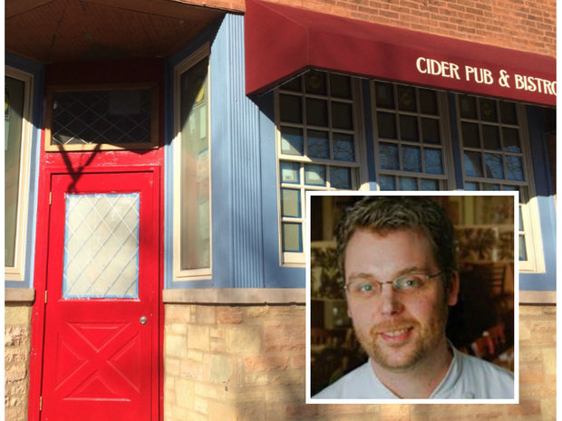 The Northman, 4337 N. Lincoln Ave., is set to open March 8, with chef Sean Sanders in the kitchen.