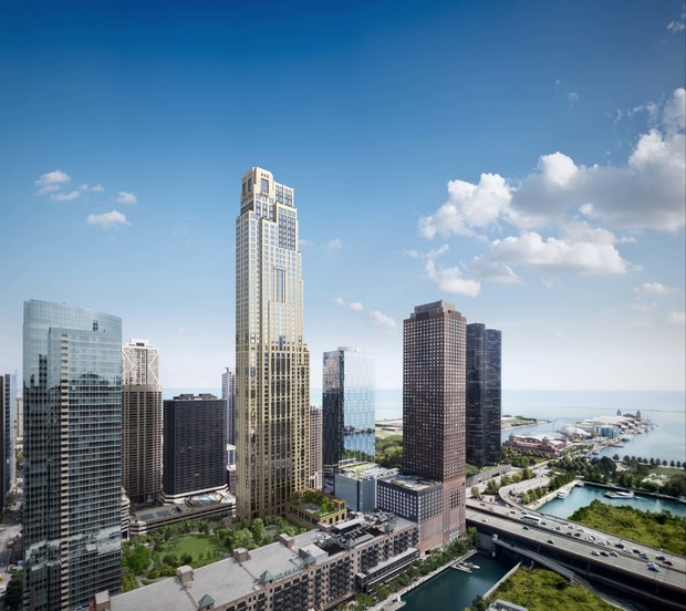 This Art Deco Streeterville Skyscraper Will Rise 67