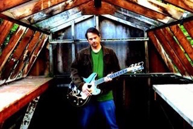 Rick Rizzo, the founder of the band Eleventh Day Dream, will perform as part of the center's Words and Music series.