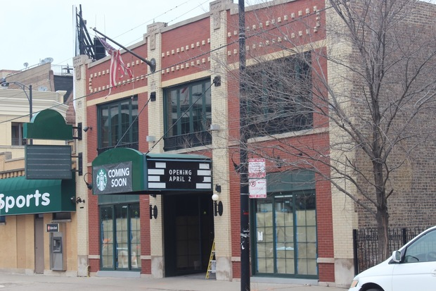 Starbucks will open a new Wrigleyville cafe at 3551 N. Sheffield Ave.