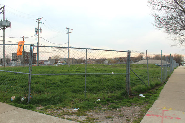 Ald. Danny Solis announced plans to rezone a massive Pilsen lot in an effort to block a developer's planned redevelopment of the property Tuesday.